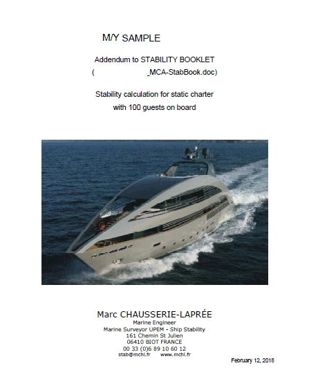 Stability Charter Report